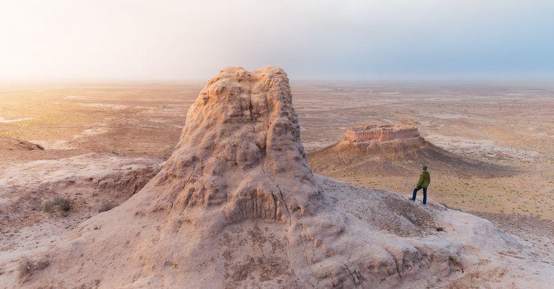 #пустыня #хорезм #узбекистан #фототур Древний Хорезмphoto preview