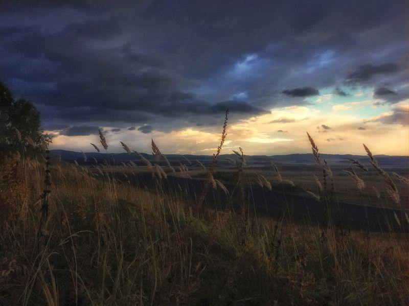 Мобильная фотография, пейзаж, закаты, природа Сибири, осенние зарисовки. осенняя фотография Осенние зарисовки photo preview