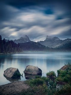Озеро Светлое / The Svetloe Lake