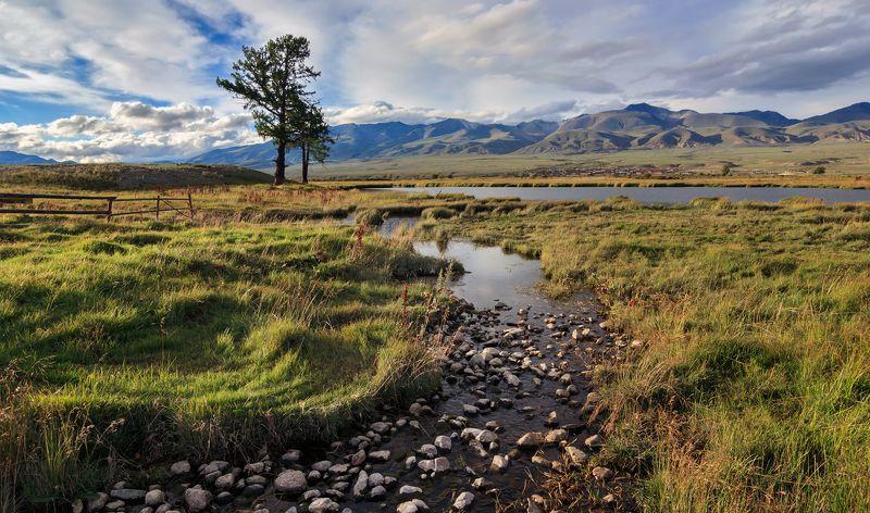 Бежит ручей, течет ручей...photo preview