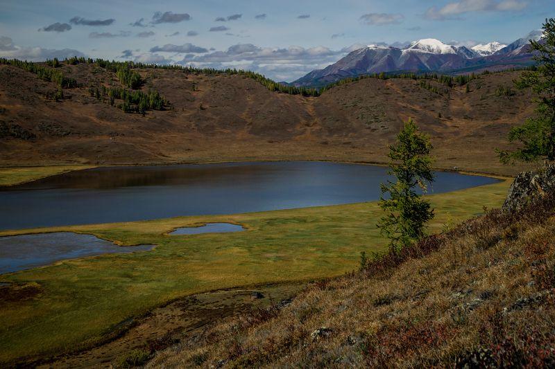 природа  алтай озеро  горы пейзаж путешествие осень ештыкель Урочище Ештыкель...photo preview