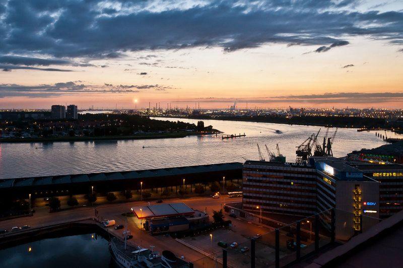 Antwerp industrialphoto preview