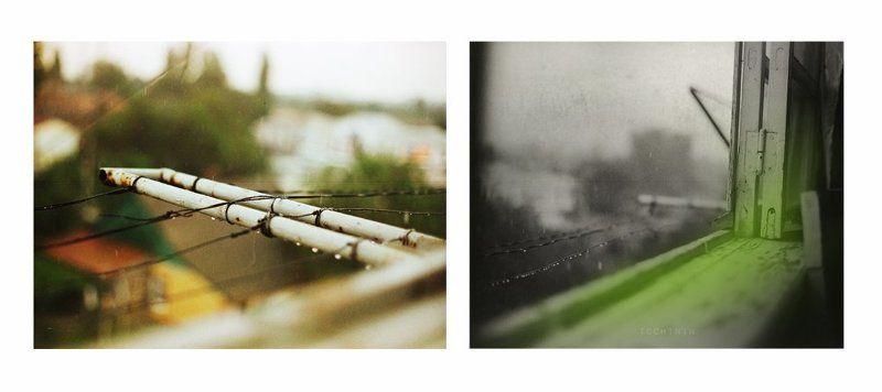 в дождь.photo preview
