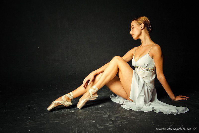портрет Балеринаphoto preview