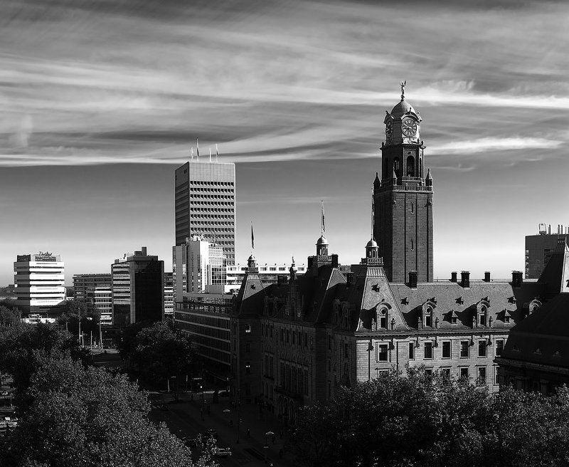 роттердам, голландия, нидерланды, утро Доброе Утро, Роттердам.photo preview