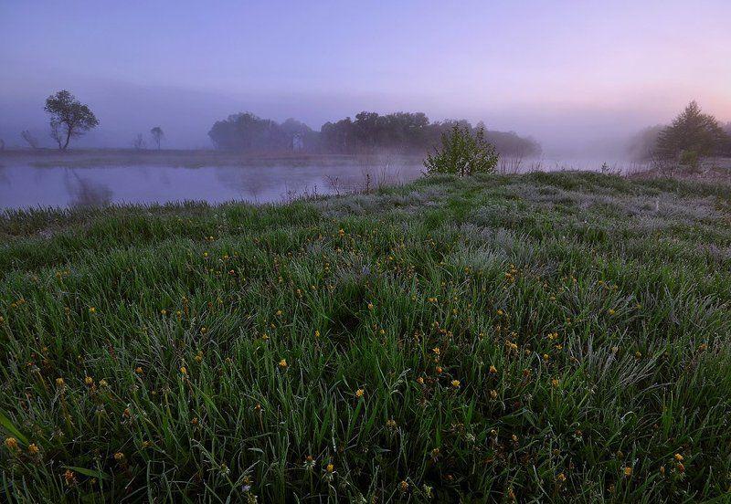 утро, река, весна, тишина весенние утро на рекеphoto preview