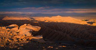 Чили. Долина Смерти.