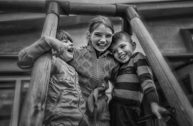 дети, лето Вместе весело...photo preview