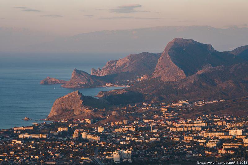 Вид с горы Ай-Георгийphoto preview