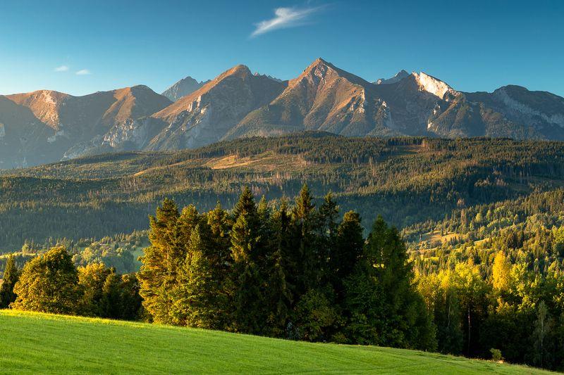 mountains, landscape, tatras, carpathians, mountain, slovakia, poland Tatra Mountainsphoto preview