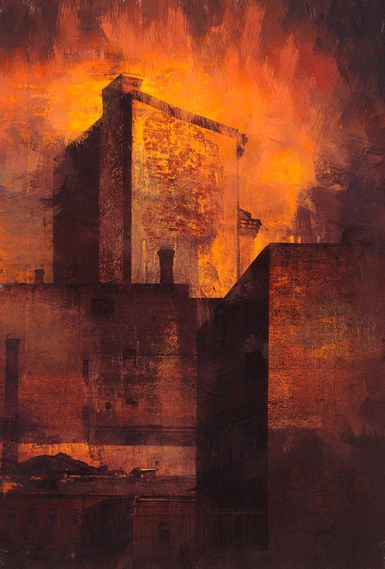 город, архитектура, стены, брандмауэры, санкт-петербург, абстрактные, абстракция, арт, картины Про Питерphoto preview