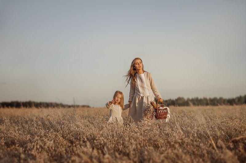 поле август никон хлеб Август/Augustphoto preview