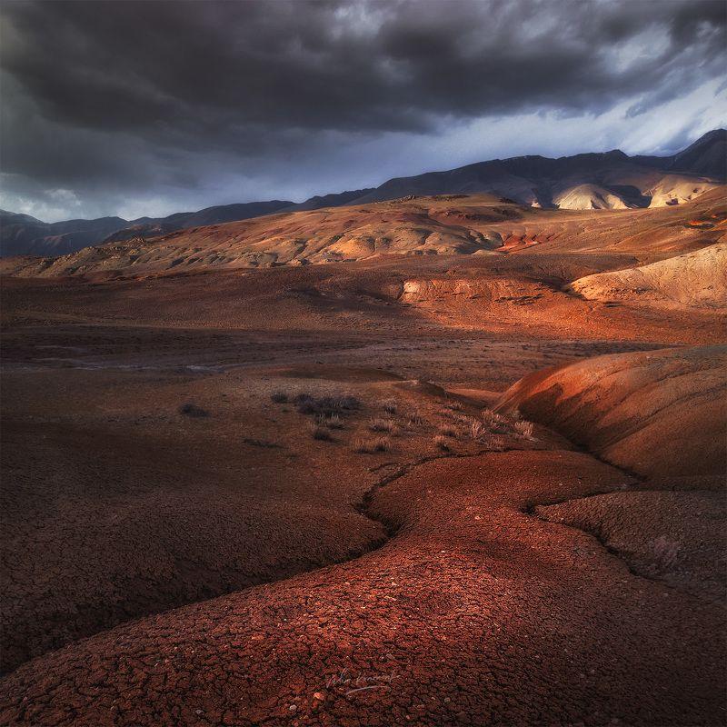 марс, алтай, чаган-узун Земля планеты \