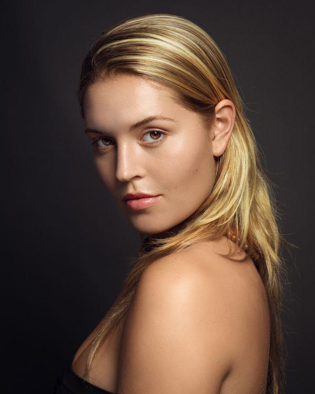 beauty, portrait, blonde, woman, face Kassandraphoto preview