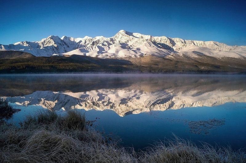 природа  алтай озеро  горы пейзаж путешествие осень ештыкель тени отражение джангысколь Еще раз про Джангысколь...photo preview