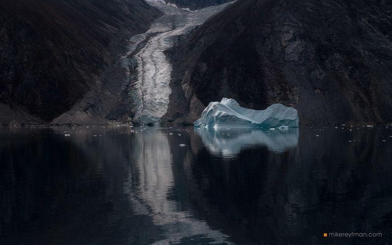 scoresby sound, eastyern greenland, worldphototravels.com, iceberg, glacier Арктический Арбалетphoto preview