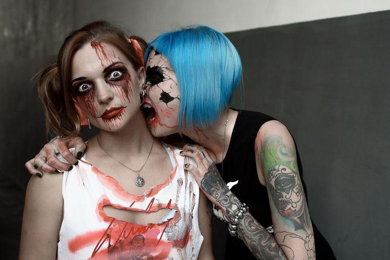 зомби ....photo preview