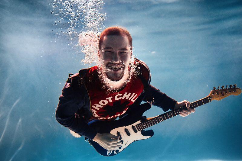 Рок под водойphoto preview