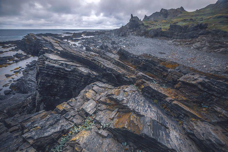 пейзаж, природа, кольский п-ов, баренцево море ***photo preview