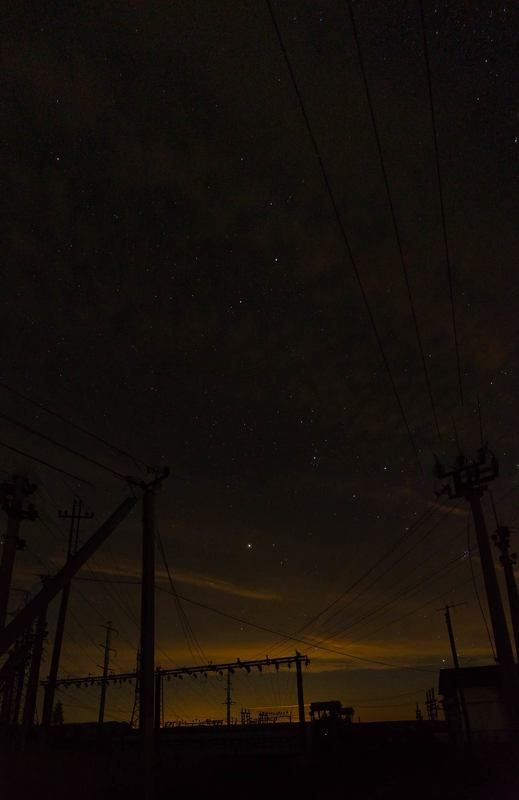 За 3 минуты до восхода Луныphoto preview