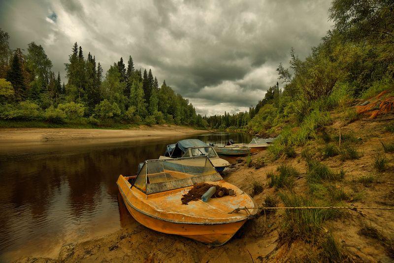 югра,ачимовы,юганский заповедник,река малый юган в пяти часах хода от цивилизацииphoto preview
