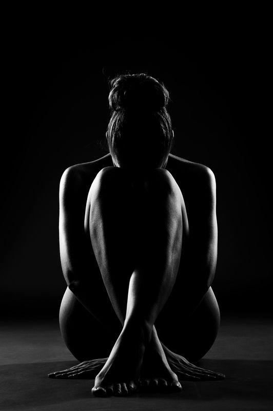 девушка,ню,симметрия одна из зарисовок к фотопроектуphoto preview