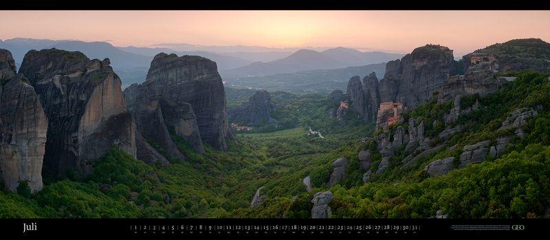 geo germany, panoramic calendar Панорамный календарь GEO 2020  (Продолжение)photo preview