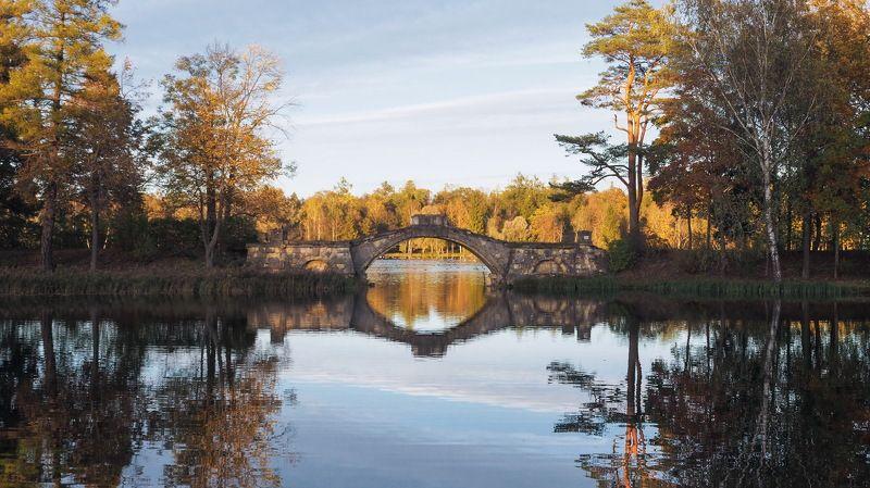 Горбатый мост в Гатчинеphoto preview