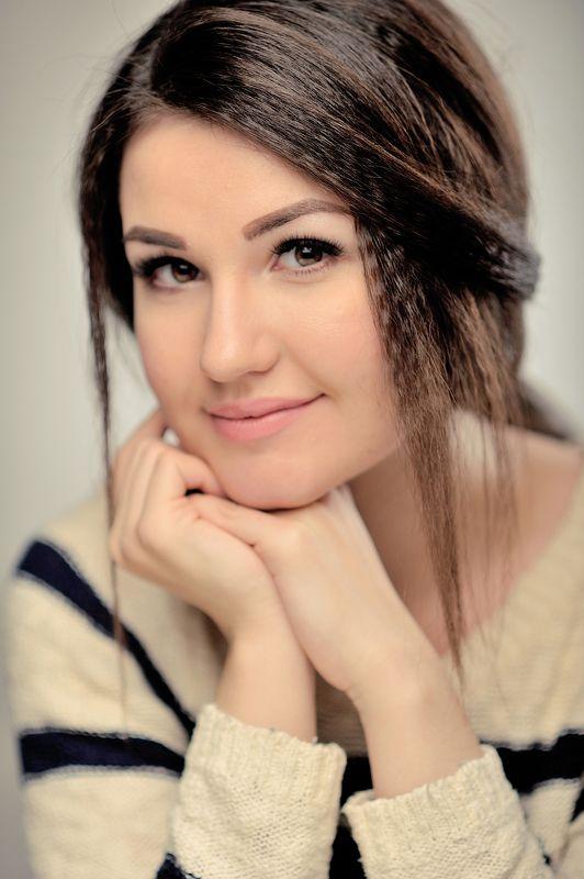 девушка,портрет Екатеринаphoto preview