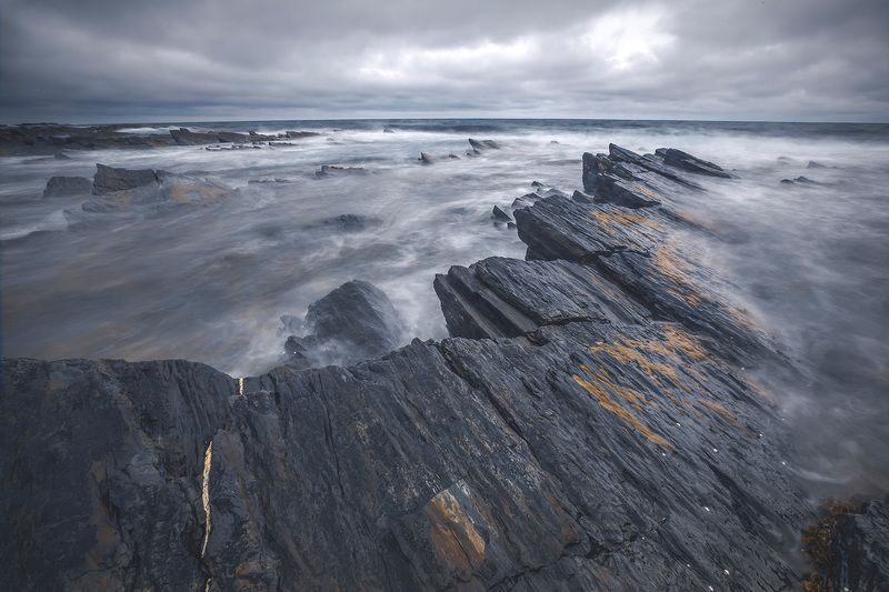 пейзаж, природа, кольский п-ов, баренцево море ********************photo preview