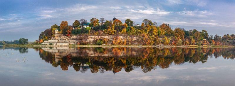 пейзаж Рождества Пресвятой Богородицы Снетогорский монастырь.photo preview