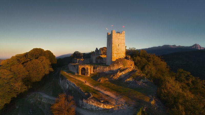 новоафонская,анакопийская крепость абхазия,новый афон, Иверская гораphoto preview