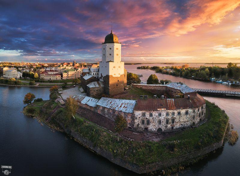 Выборгский замок, Выборгphoto preview