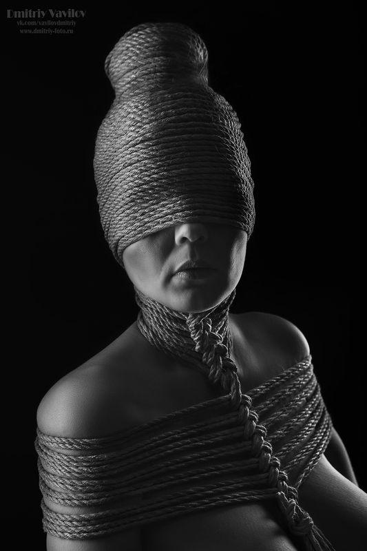 портрет art_vavilov портрет девушки, скрывавшей свою суть...photo preview