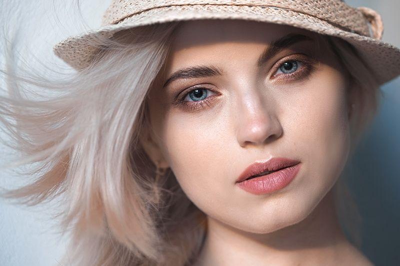 портрет, ветер, солнце, юность, девушка, студия, Воронеж Алиса - татарочка 2photo preview