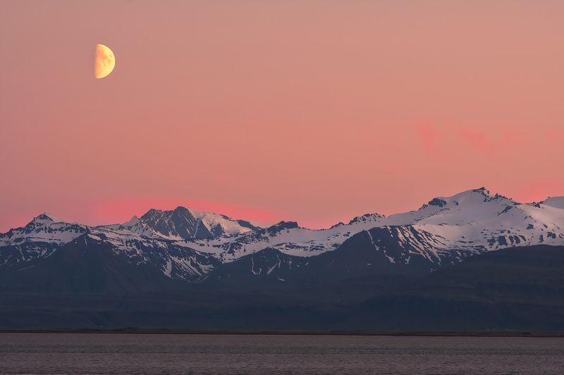 исландия, рассвет, фототур Исландский рассветphoto preview