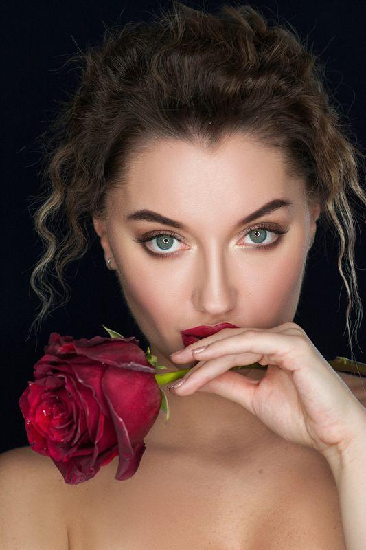 портрет, portrait, девушка, girl, красота Rosephoto preview