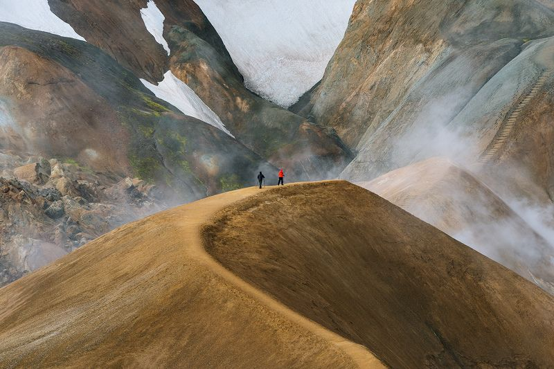 исландия, iceland,  travel in iceland, цветные горы исландии, kerlingarfjöll, mountains in iceland, icelandic mountains, путешествие по исландии, icelandic Цветные горы Исландииphoto preview