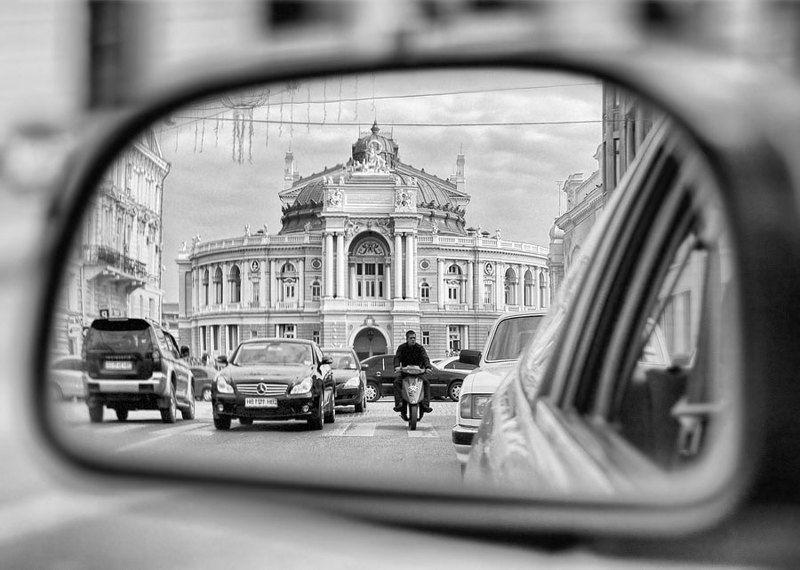 одесса, odessa Оперный глазами таксистаphoto preview