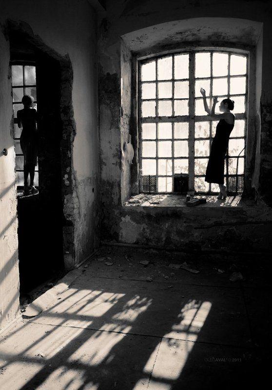 а в каждом окне своя жизнь, свой мир...photo preview