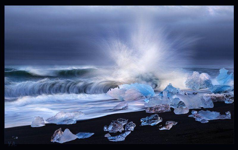 iceland Ледяной взрывphoto preview