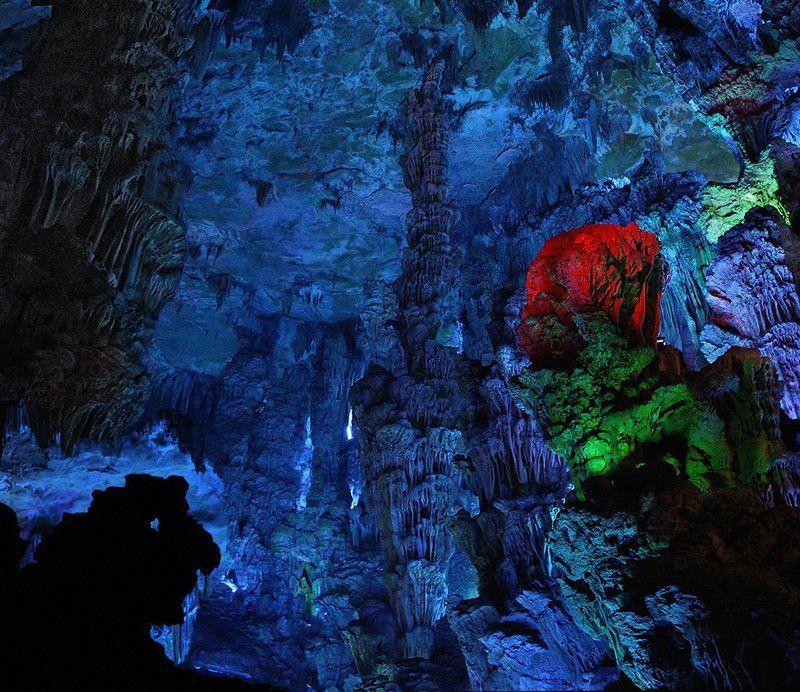 пещера тростниковой флейты, гуйлинь, китай Муза Мефистофеляphoto preview
