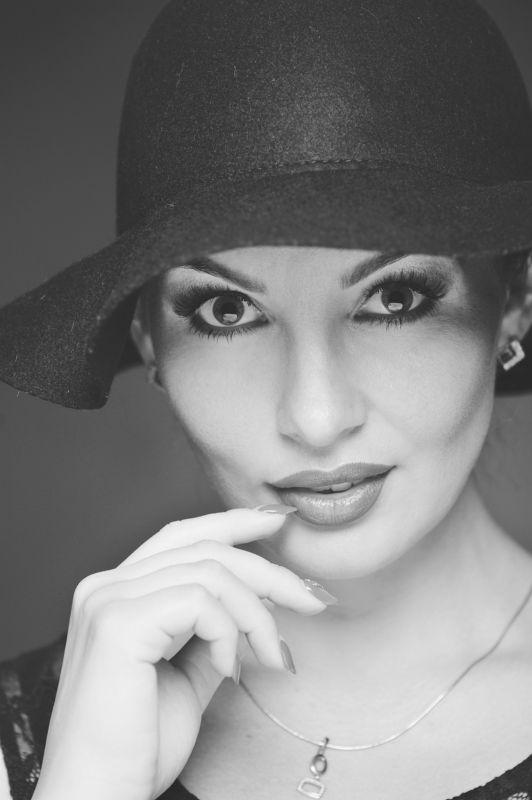 девушка,портрет,студия Ксенияphoto preview