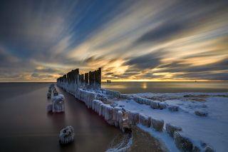 Winter Baltic Sea