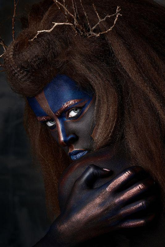 portrait, girl, model, eyes, hair, lips, face, beauty, facial, make-up, photographer, russia, nikon,art face-art Piasaphoto preview