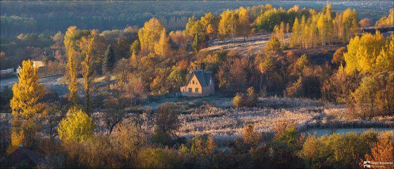 Утро на Дашенькиной дачеphoto preview
