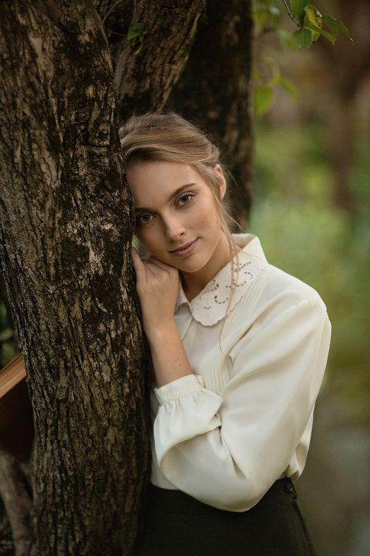 фото, девушка, портрет, photo, portrait, canon Полинаphoto preview