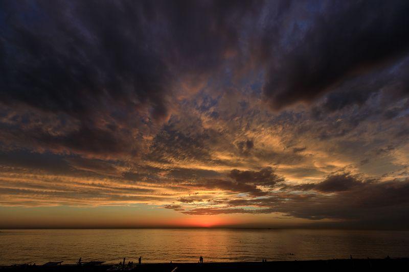 сочи, фотосессия, природа, закат Фотосессия закатаphoto preview