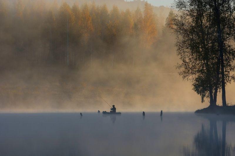 Рыбалка в октябреphoto preview