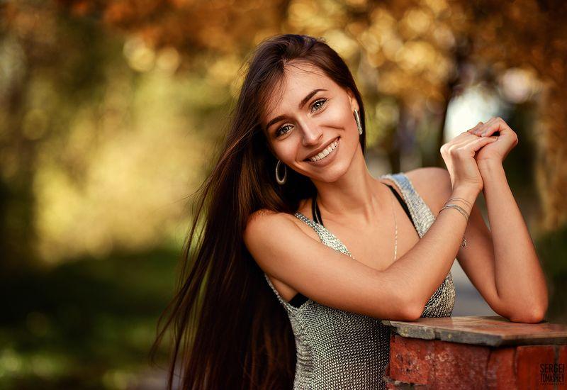 портрет, лето, модель Martaphoto preview